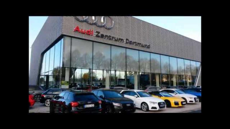 Покупаем Audi Q5 в Audi Zentrum Dortmund
