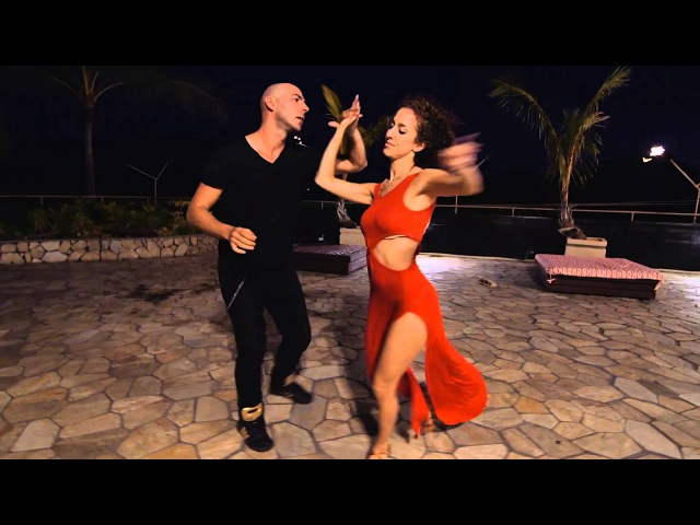 Shani Ivo - Improvised Brazilian Zouk - L'homme d'une Femme