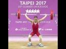 Om Yun Chol (56kg, North Korea 🇰🇵) snatching 129kg
