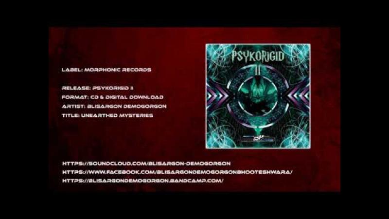 Blisargon Demogorgon - Unearthed Mysteries