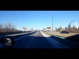 BigRigTravels LIVE! East St. Louis, Illinois to Tulsa, Oklahoma Interstate 44 West-Jan. 6, 2018