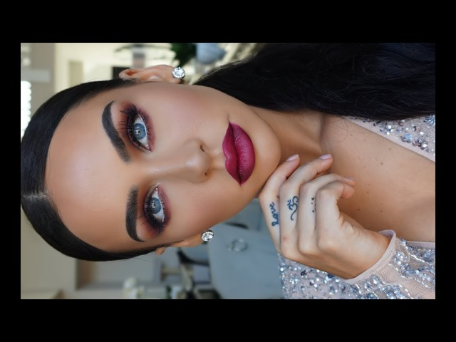 GET READY WITH ME: MATTE HOLIDAY PARTY MAKEUP