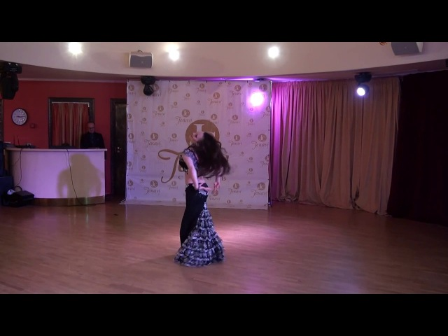 Hot Bellydance. Aspani raks - Anna Sereda