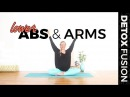 Day 19 Lowers Abs Workout Yoga for Your Low Abs Arms 35 Min