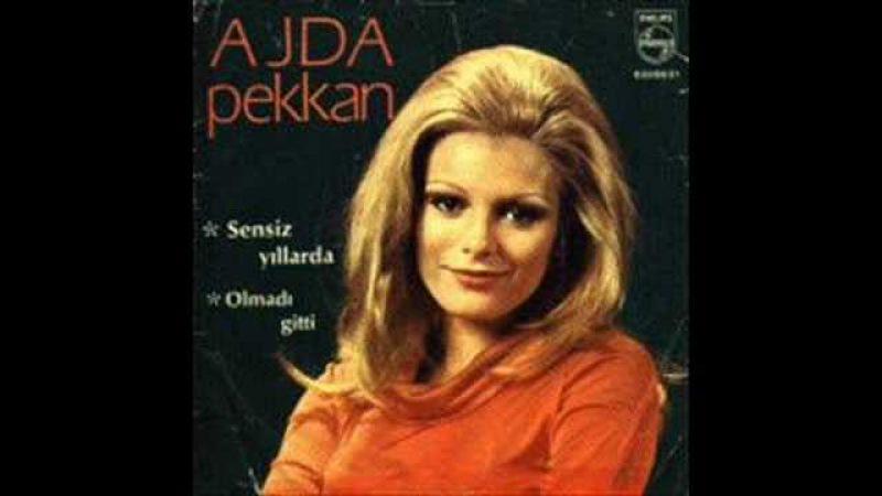 Ajda Pekkan - Sensiz Yıllarda (1970)