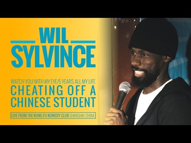 Wil Sylvince | Live in Shanghai, China [Stand Up Comedy]