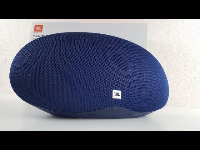 JBL Playlist. Wi-Fi, Bluetooth колонка / Арстайл /