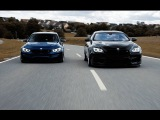 BMW M3 vs. BMW M6 AUER on ZP.FORGED