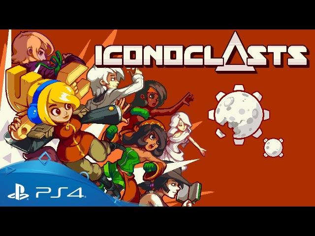 Iconoclasts | Launch Date Trailer | PS4 PS Vita