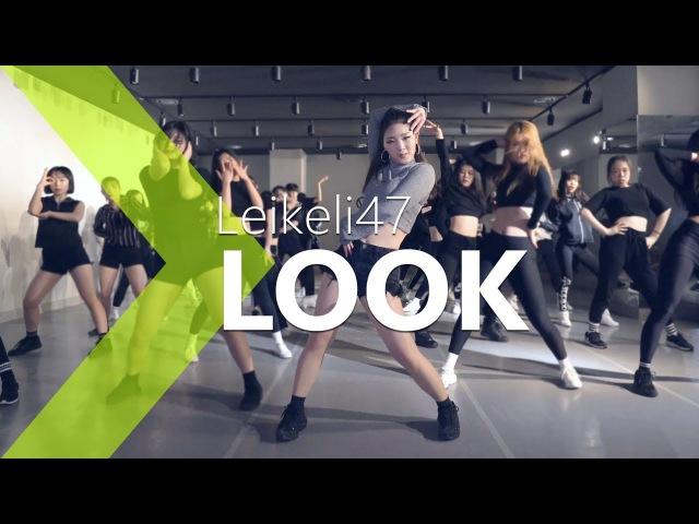Leikeli47 - Look / Choreography . WENDY