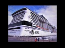 MSC Meraviglia Yacht Club 2018 New Year Cruise 4K