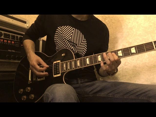 VAL HAL Studio - Gleb - Symphony of Destruction (Megadeth Cover)