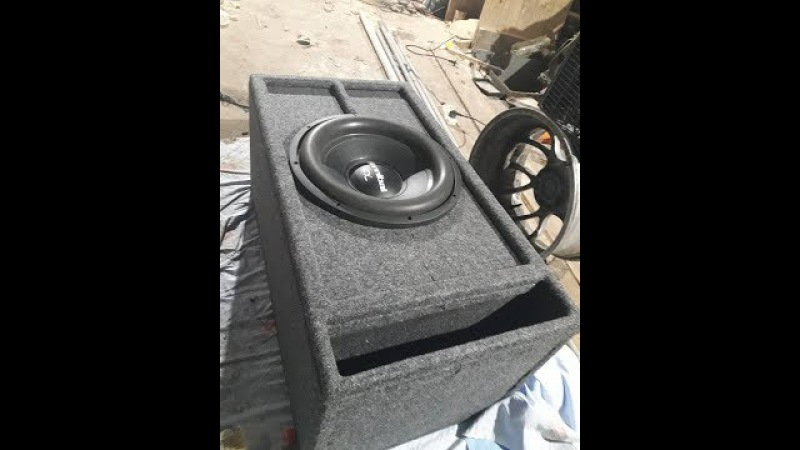 Life10 Subwoofer Box for alphard hannibal fx38d2