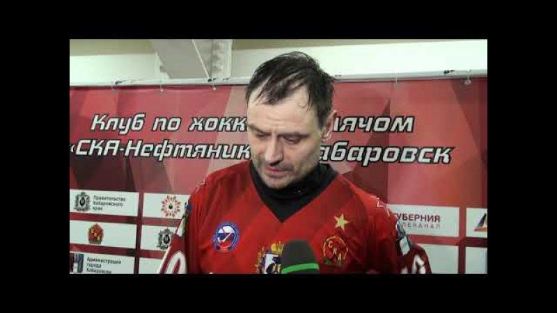 Комментарии Максима Ишкельдина и Павла Рязанцева после игры с «Енисеем»
