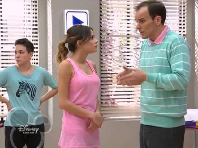 У Виолетты не получается танец 2 сезон 77 серия