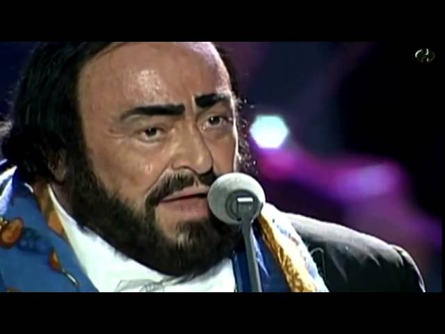Luciano Pavarotti and James Brown - It's a man's world (Legendado PT-BR)