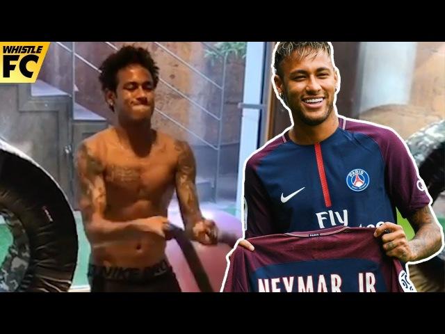 Footballers Working HARD ● Pogba, Sanchez Neymar!