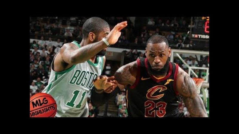 Cleveland Cavaliers vs Boston Celtics Full Game Highlights Feb 11 2017 18 NBA Season