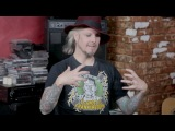 John 5 on 'It's Alive!', Rob Zombie + 'Wurdalak'