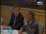 Рустам Минниханов в США провел встречи по вопросам развития здравоохранения