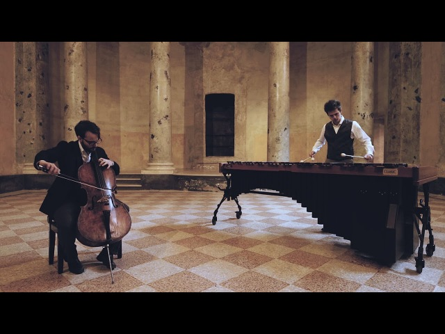 Marimba and Cello - Rose of Sharon , Song of Almah (Andrew Beall)