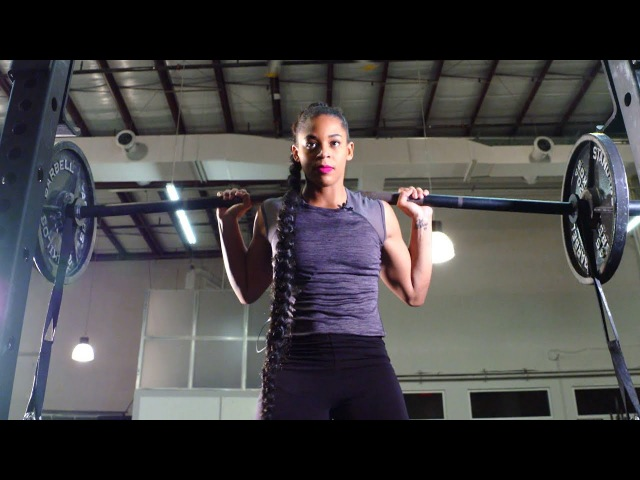 How Bianca Belair trains the strongest legs in NXT: WWE Performance Center Workouts, Feb. 23, 2018