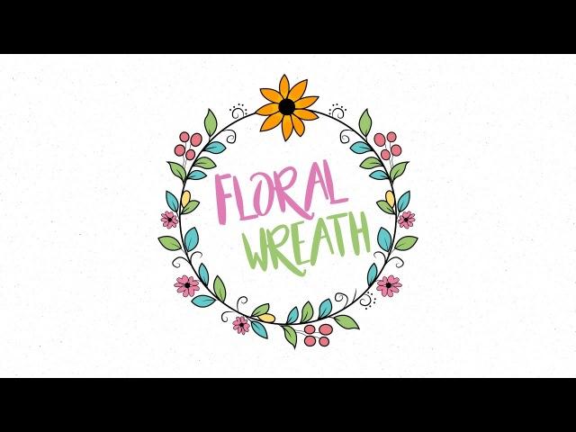 Illustrator Tutorial Beautiful Floral Design Speed ART