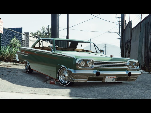GTA V Lowriders Car Meet Teaser