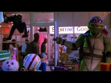 TMNT II The Secret of the Ooze - Opening Fight 720p