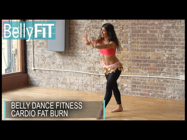 Belly Dance Fitness Calorie Burn Shimmy Challenge