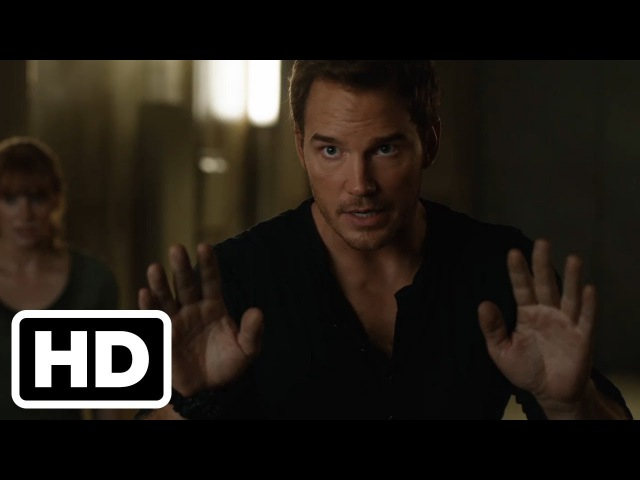 Jurassic World: Fallen Kingdom - Trailer 2 (Super Bowl Spot) Chris Pratt, Bryce Dallas Howard