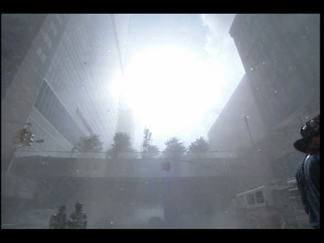 NIST FOIA WTC 7 Lobby Shots and South Face Around 1015 a.m.