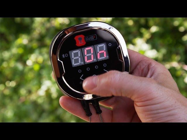Термометр Weber iGrill 2 (Low and Slow)