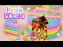PASTEL SORPRESA el REGALO más lindo de CUMPLEAÑOS ✄ Mis Pastelitos y Craftingeek