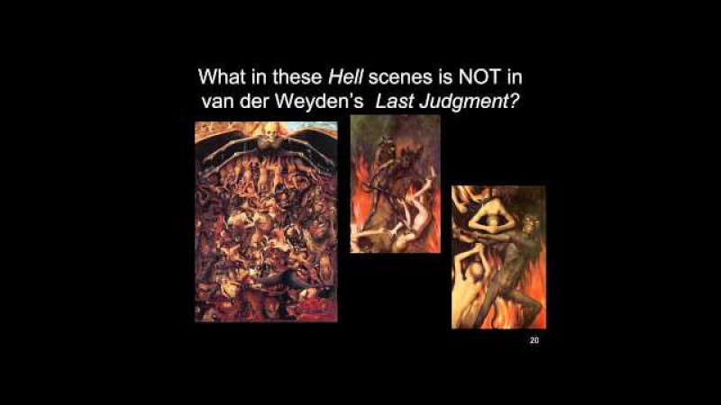 ARTH 4007 Rogier van der Weyden Part 2