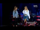 Виолетта Литвиненко vs. Марина Киладзе – No Roots – бои – Голос страны 8 сезон