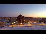 Зеленогорск зима 2017, 4K аэросъемка