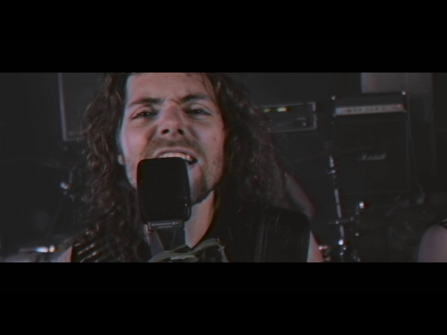 DISTILLATOR - Shiver In Fear (OFFICIAL MUSIC VIDEO)