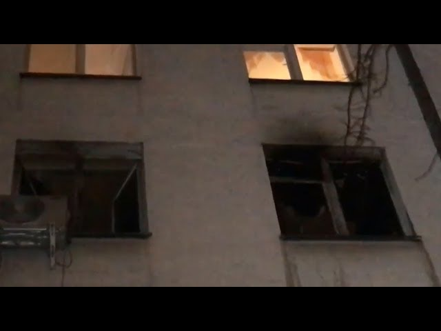 Трое детей пострадали из-за пожара в Москве