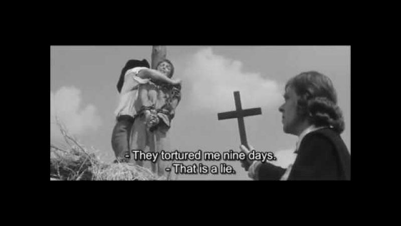 [Trailer] Witchhammer Kladivo na čarodějnice (1970) - Otakar Vávra