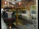 Le dépôt Poinzéraut - la remise à locomotive