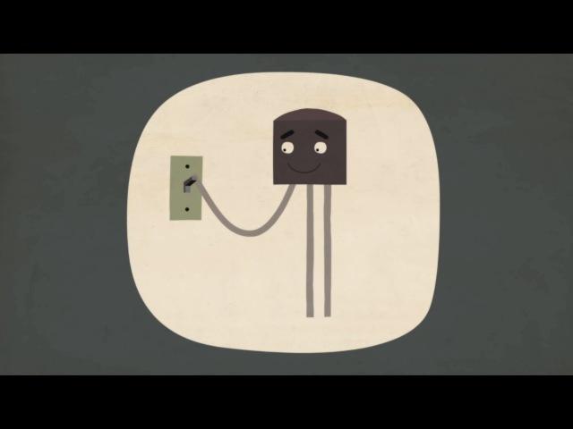 Как устроен транзистор [Ted Ed]