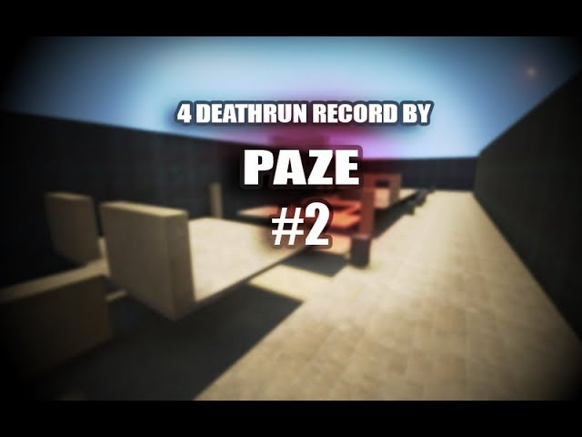 CS:S Bhop - 4 deathrun records by paze 2