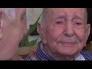 Holocaust survivor 102 meets nephew after thinking all family died in war