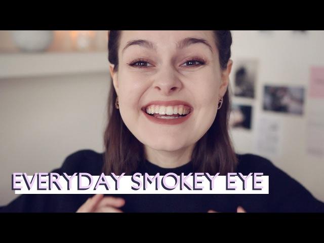 Let's Talk Money Everyday Smokey Eye Tutorial Cruelty Free Lucy Moon