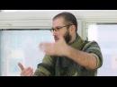 Русская икона Показывает Андрей Болдырев 45 Антон Беликов с проектом Икона после иконы ч 2