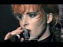 Mylene Farmer En Concert 1989 Ainsi soit je France and Russian lyric
