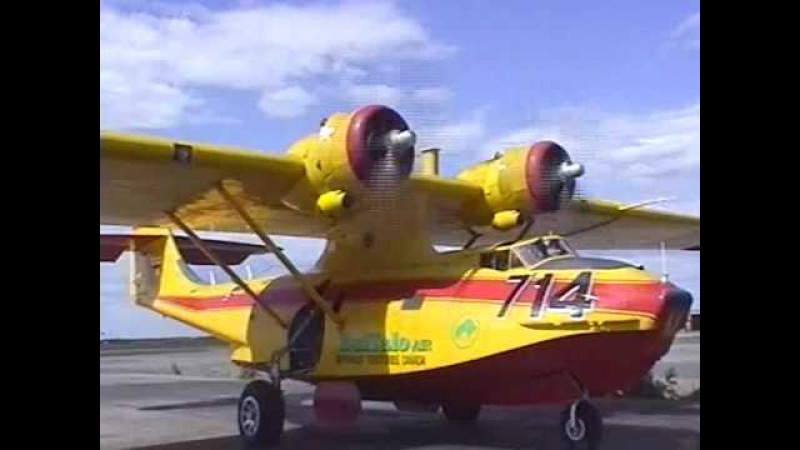 Buffalo Air PBY-5A Canso