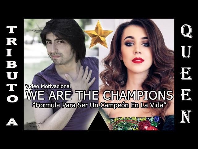 ★ Ignacio Gómez Urra ▶ WE ARE THE CHAMPIONS ▲ Video Motivacional ✪ Consejos Para Triunfar En La Vida