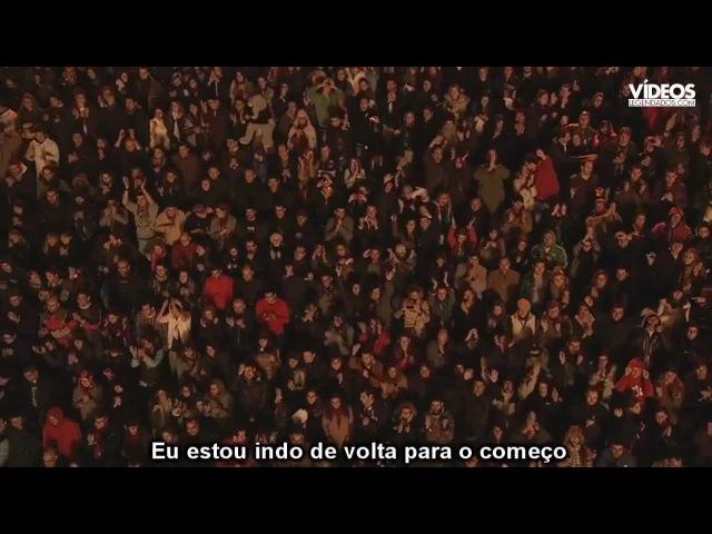 Coldplay - Unstaged Show Completo Legendado HD - Live Madrid